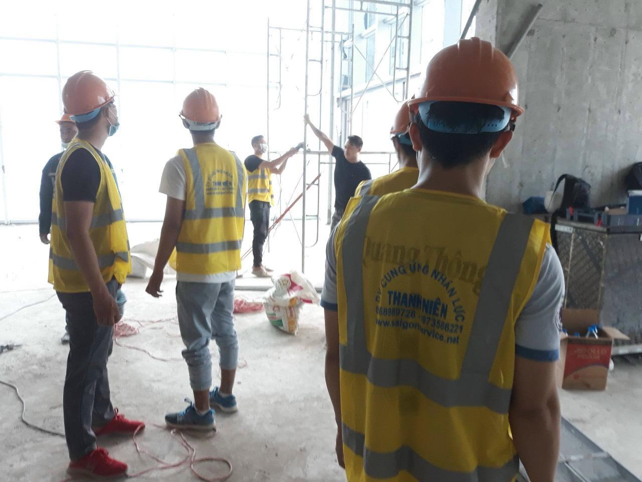 Cung ứng lao động Bình Tân